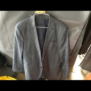 HM cotton linen blazer 36R